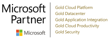 Microsoft partner gold recognition for cloud native services